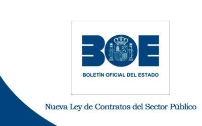 CONTRATACIÓN PÚBLICA: ENTRA EN VIGOR LA OBLIGATORIEDAD DE LA INSCRIPCIÓN EN EL REGISTRO OFICIAL DE LICITADORES
