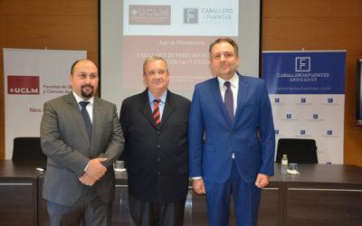 Convocado un certamen para premiar a juristas de la Universidad de Castilla-La Mancha más sobresalientes