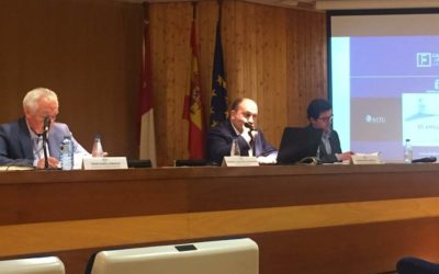 Rodrigo Caballero ponente en Jornadas de Urbanismo y Vivienda
